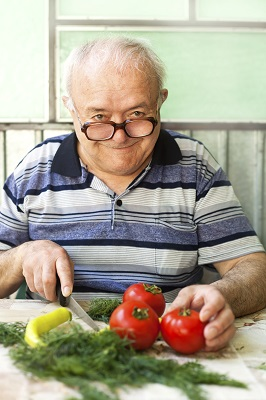 Eating Healthy as You Age