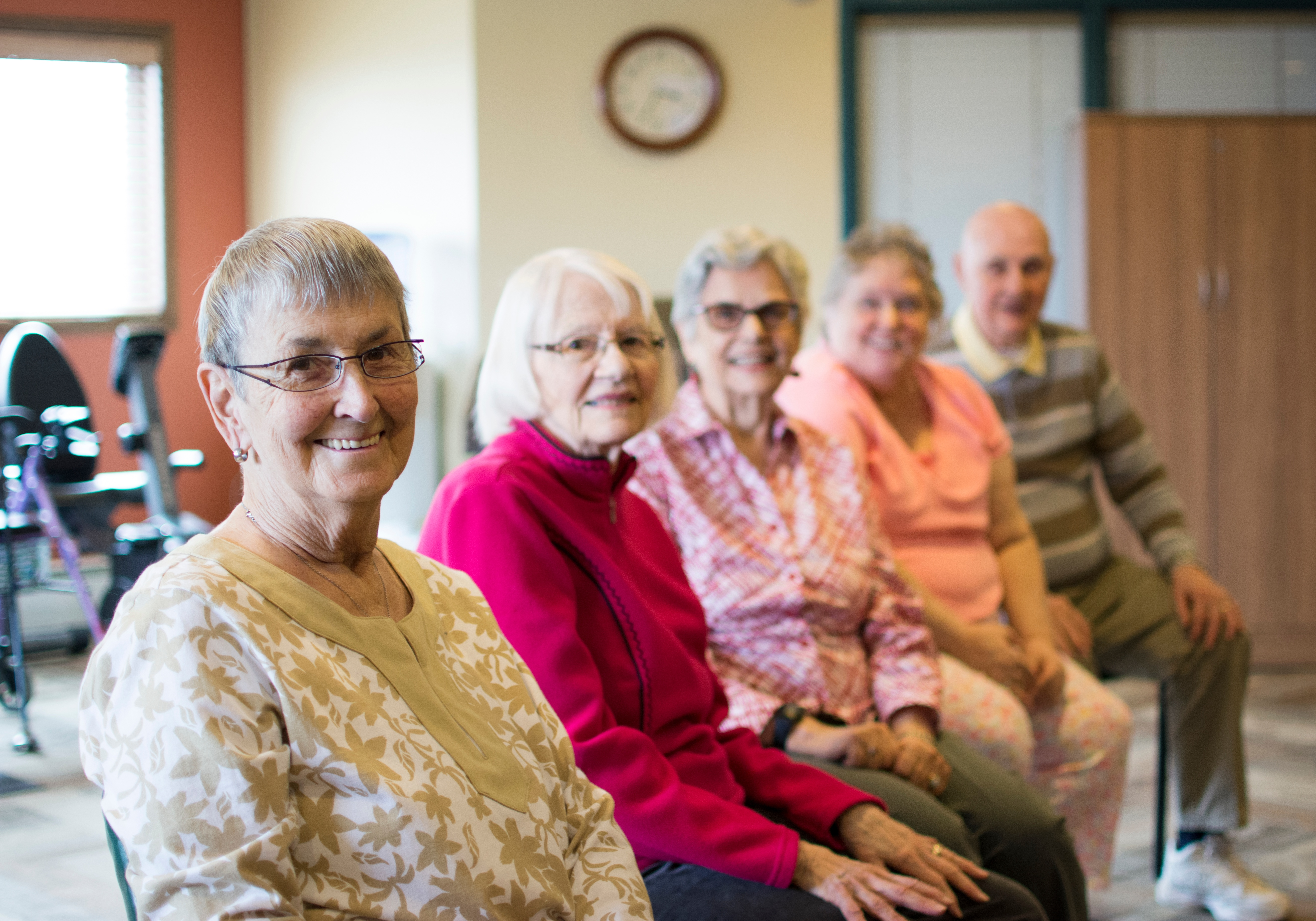 Amenities to Look for When Moving a Loved One to TCU/Rehab
