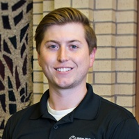 Nick Charest, Fitness Technician at Highview Hills, Walker Methodist