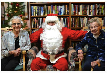 Senior Living Makes Holidays Easier