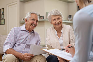 Senior facility care