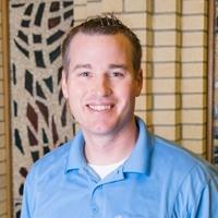 Aaron Aslakson, Fitness Director at Walker Methodist