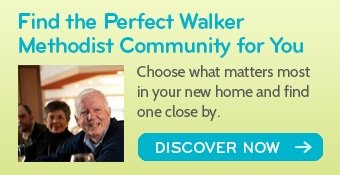 Find the Perfect Walker Methodist Community for You