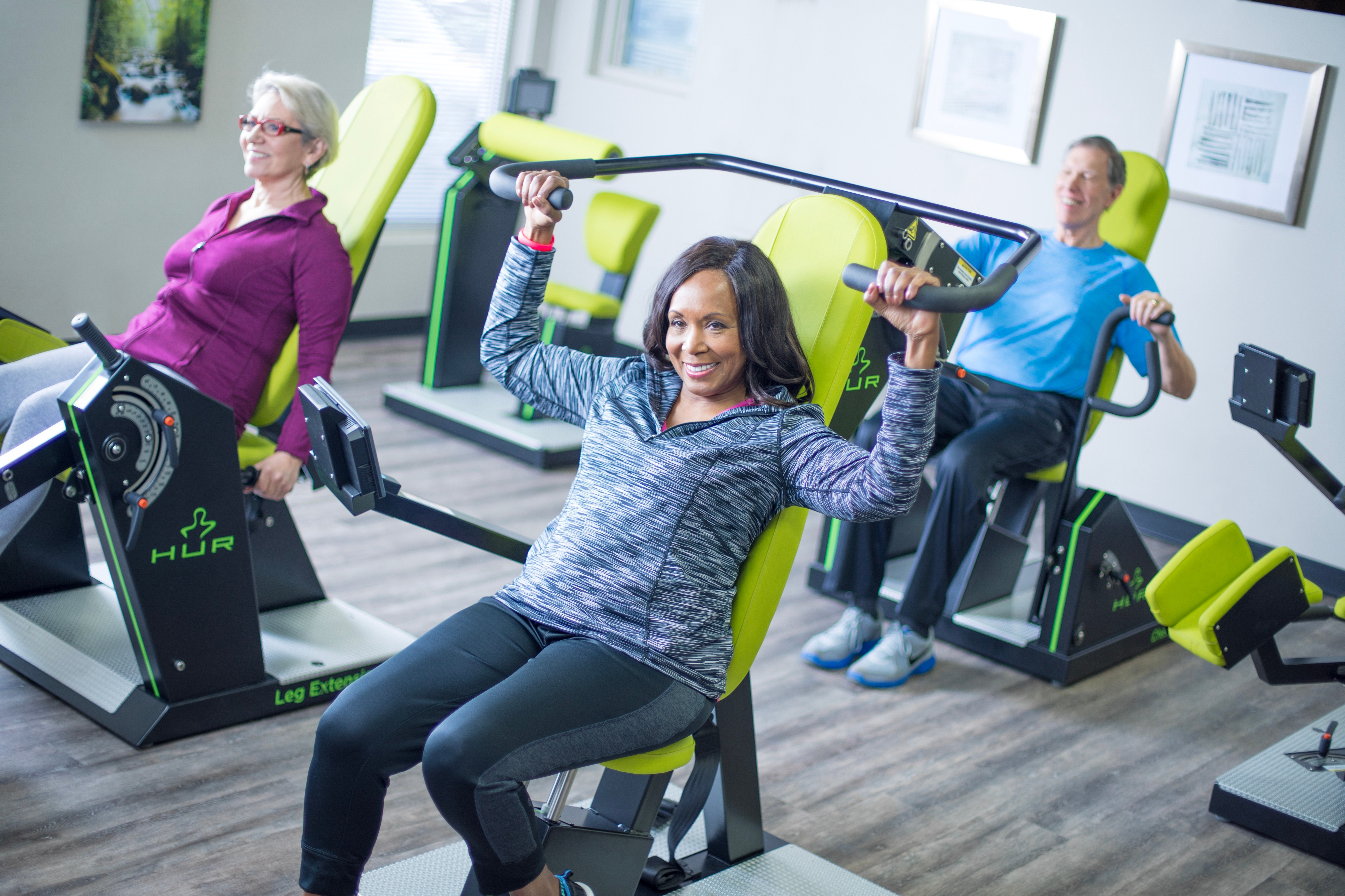 Engage and Be Fit at Every Age