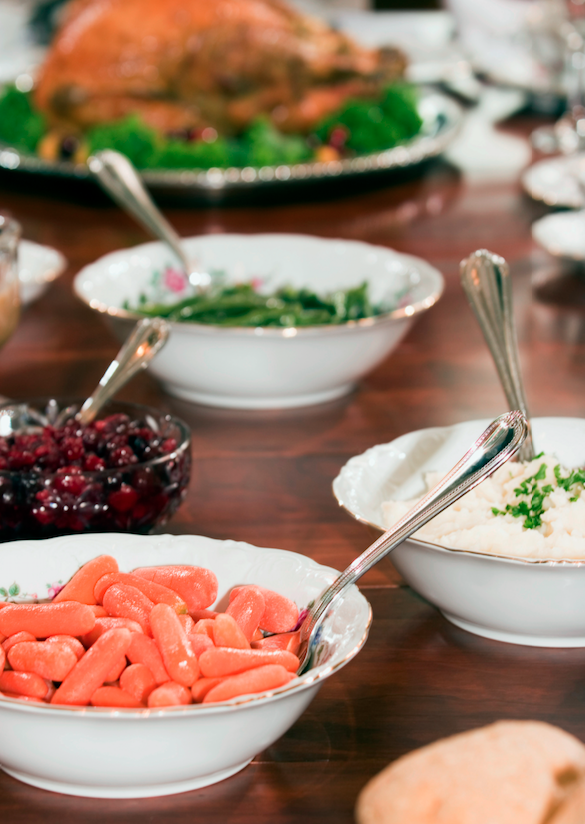 Five Tips for Healthy Holiday Eating