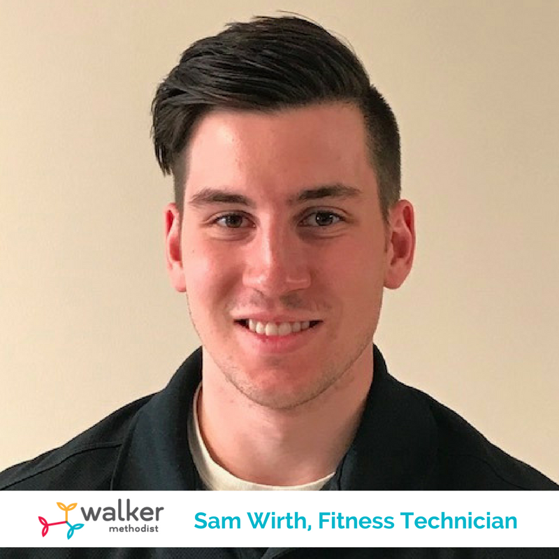 Sam Wirth - Fitness Technician at Walker Methodist Anoka