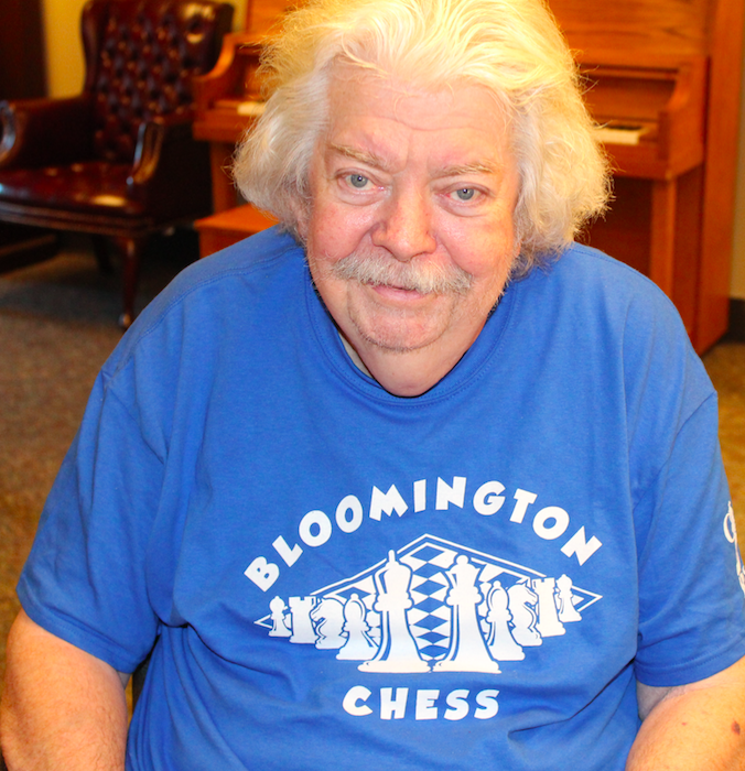 Resident Feature: Walker Methodist Health Center's Russ Erickson