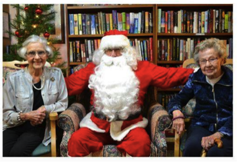 Brighten the Holidays for Your Loved One with Senior Living