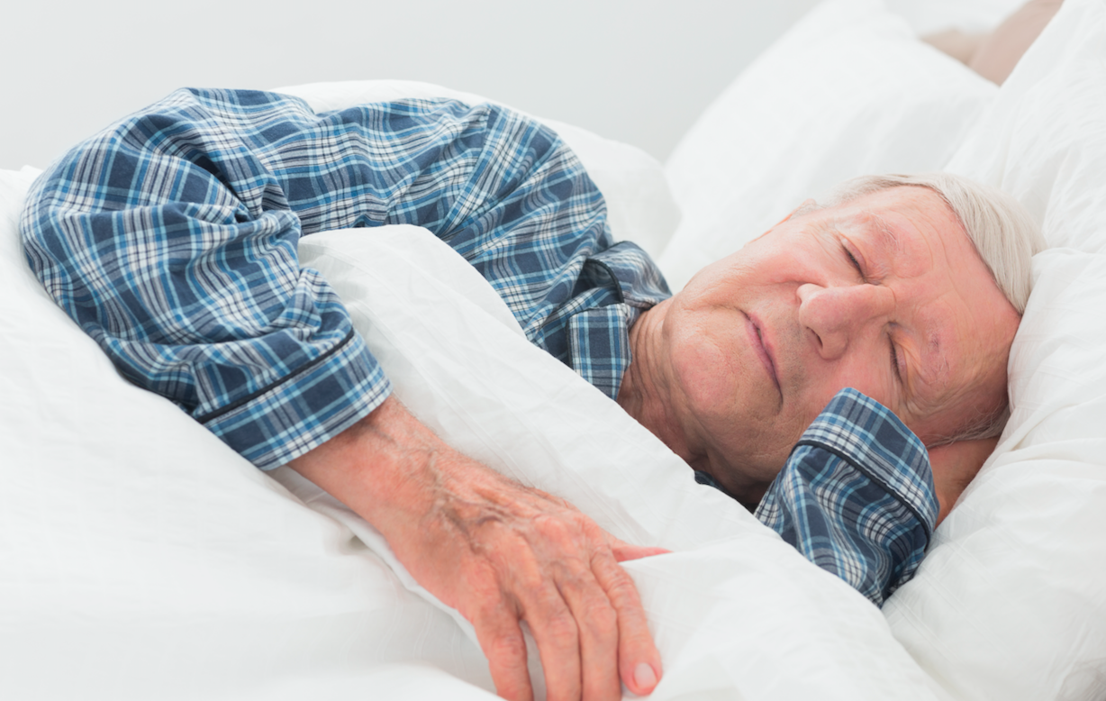 How Much Sleep Should an Older Adult Get?