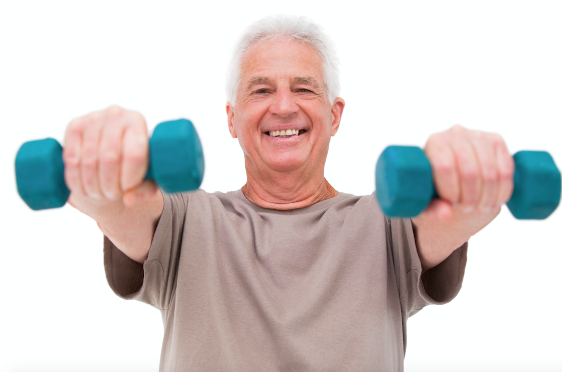 Strong is Ageless. Fitness is Achievable.