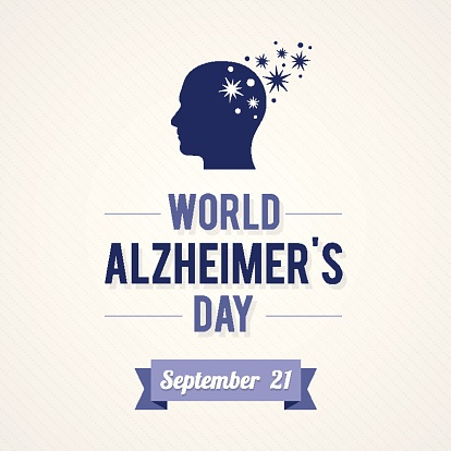 September 21st is World Alzheimer's Day