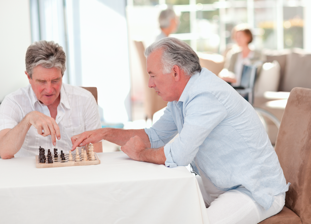 Senior Living Can Help Maintain Health & Independence