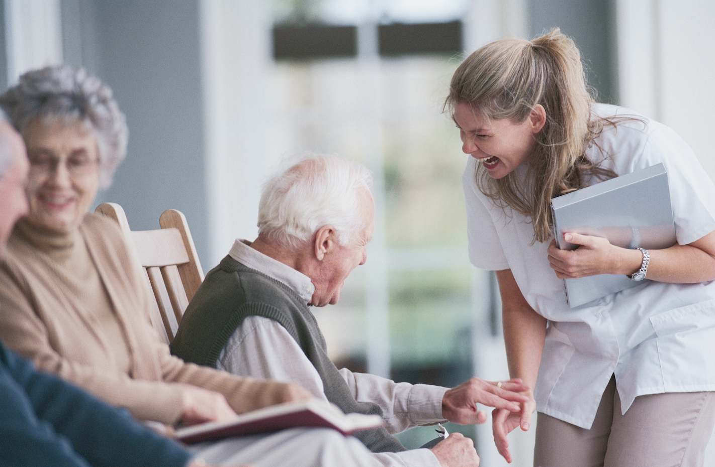 Independent Living, Assisted Living, & Long-Term Care – What's the Difference?