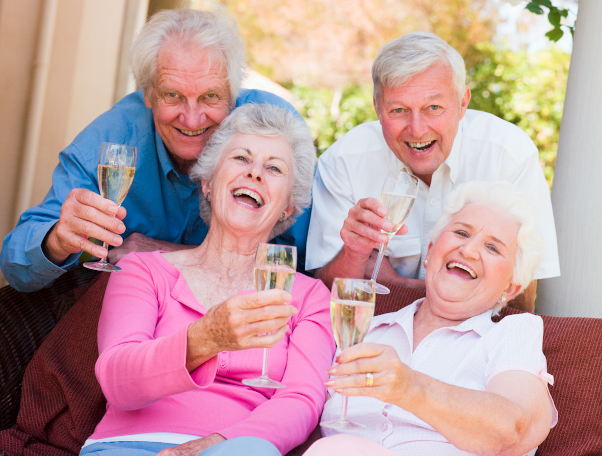 August 21st is National Senior Citizens Day