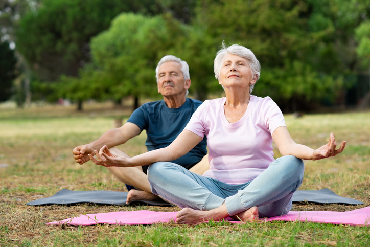 Meditation for Older Adults