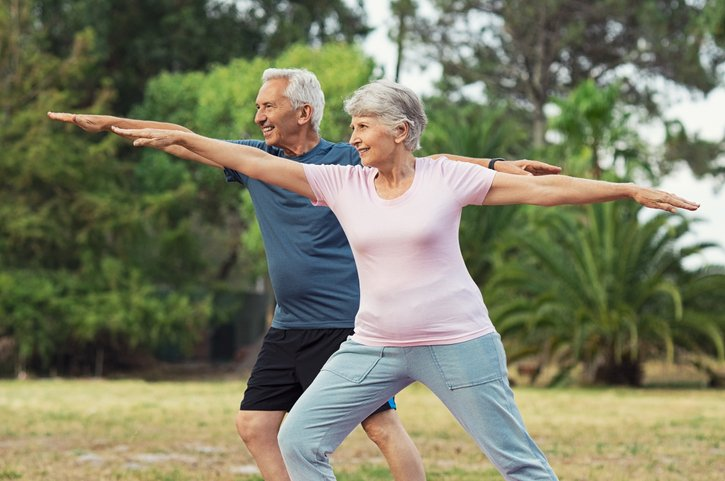 How to improve your balance as you age