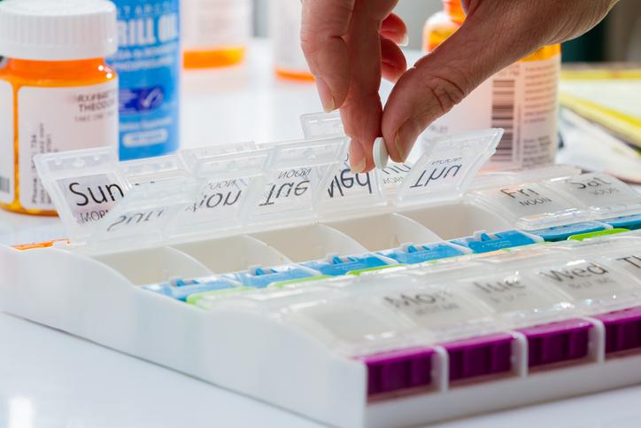 Safety Tips for Seniors: Medication Management