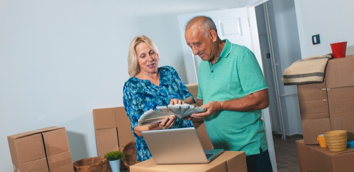 How to Downsize to Prepare for Your Next Chapter