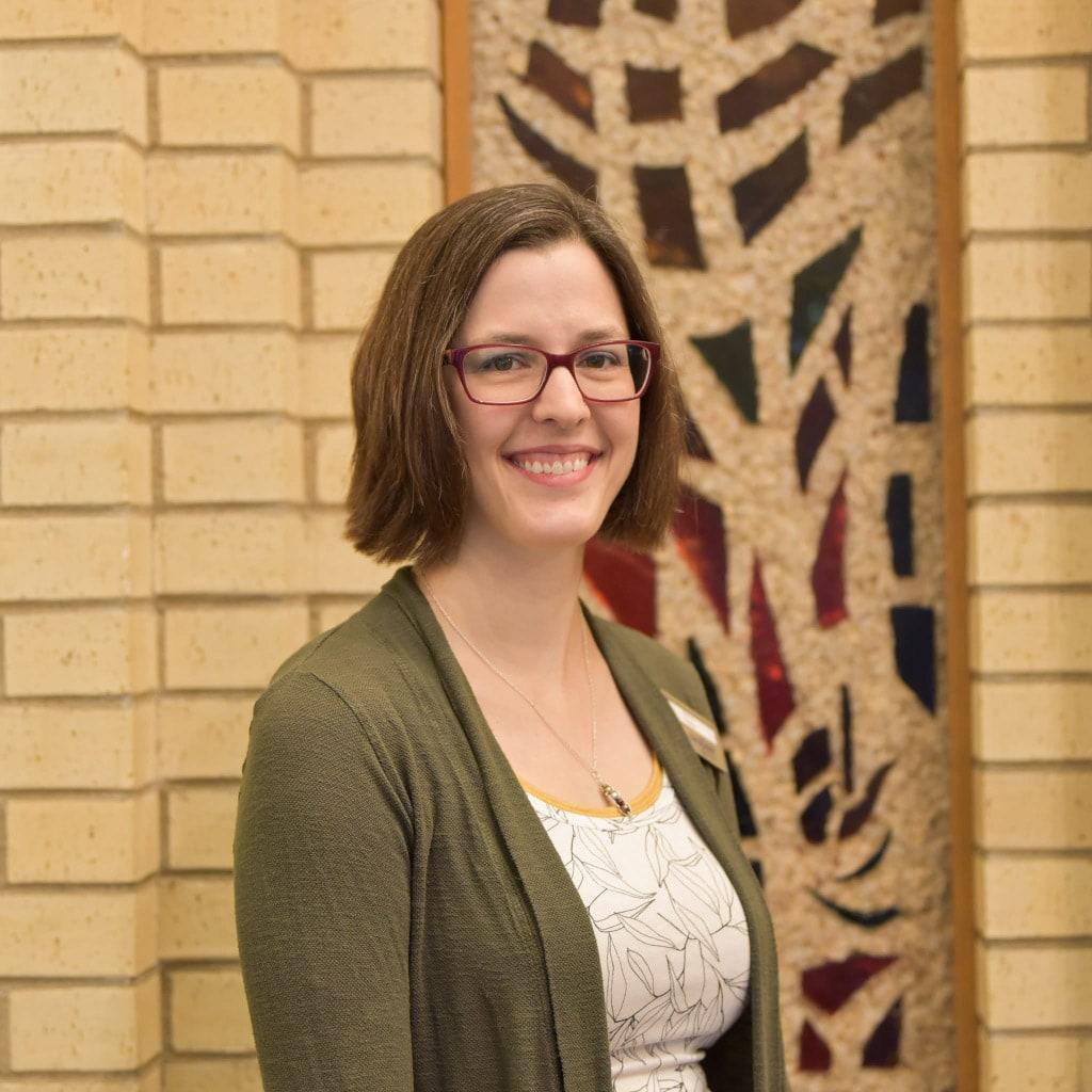 Rev. Erin Hurley Robinson, chaplain