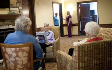 Benefits of Memory Care Support & Communities
