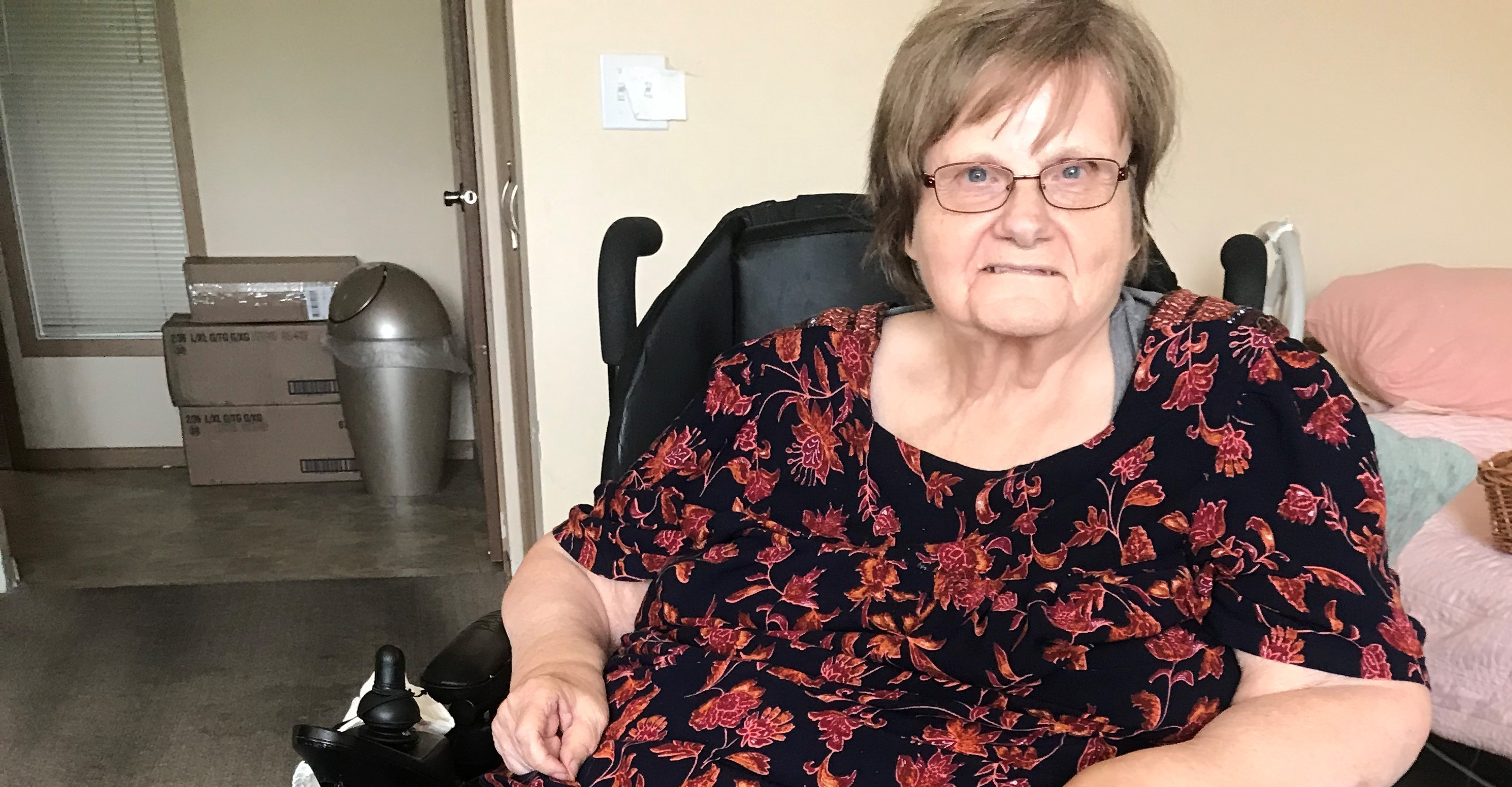 Meet one of the oldest people living with spina bifida: Janice Rovick's inspiring story