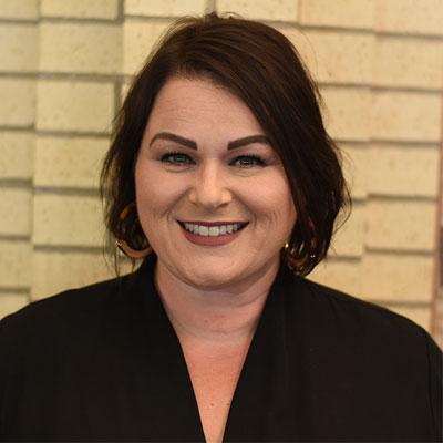 Lia Hamilton, executive director of Walker Methodist Place