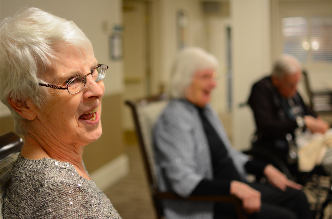 What to Expect On a Tour of a Senior Living Community