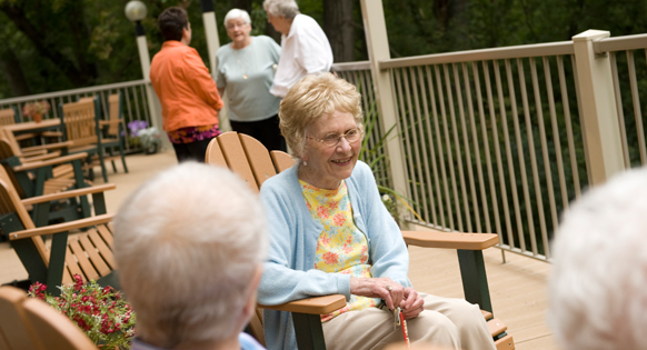4 Tips for Choosing an Assisted Living Community