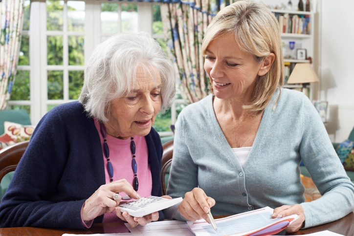 Budgeting Tips for Senior Living