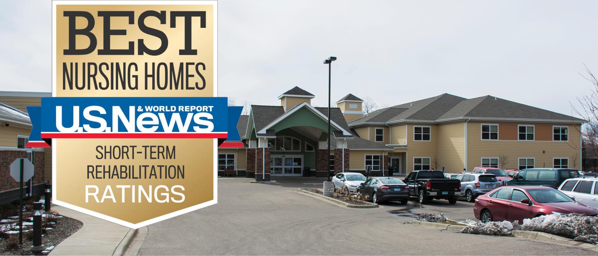 Westwood Ridge II receives Best Nursing Home award from U.S. News
