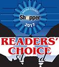 2017 Anoka County Shopper Readers Choice Award