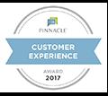 2017 Pinnacle Customer Experience Award