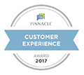 2017 Pinnacle Customer Experience Award