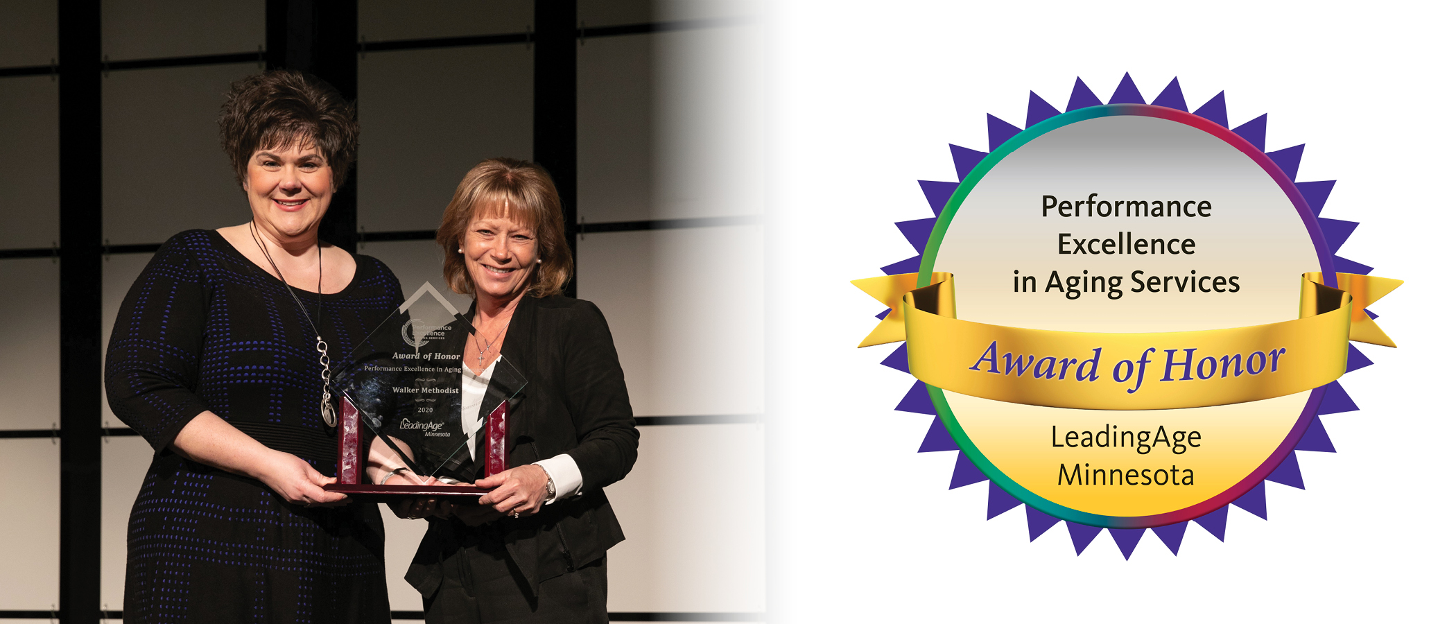 Walker Methodist recognized for achievement in quality and performance excellence