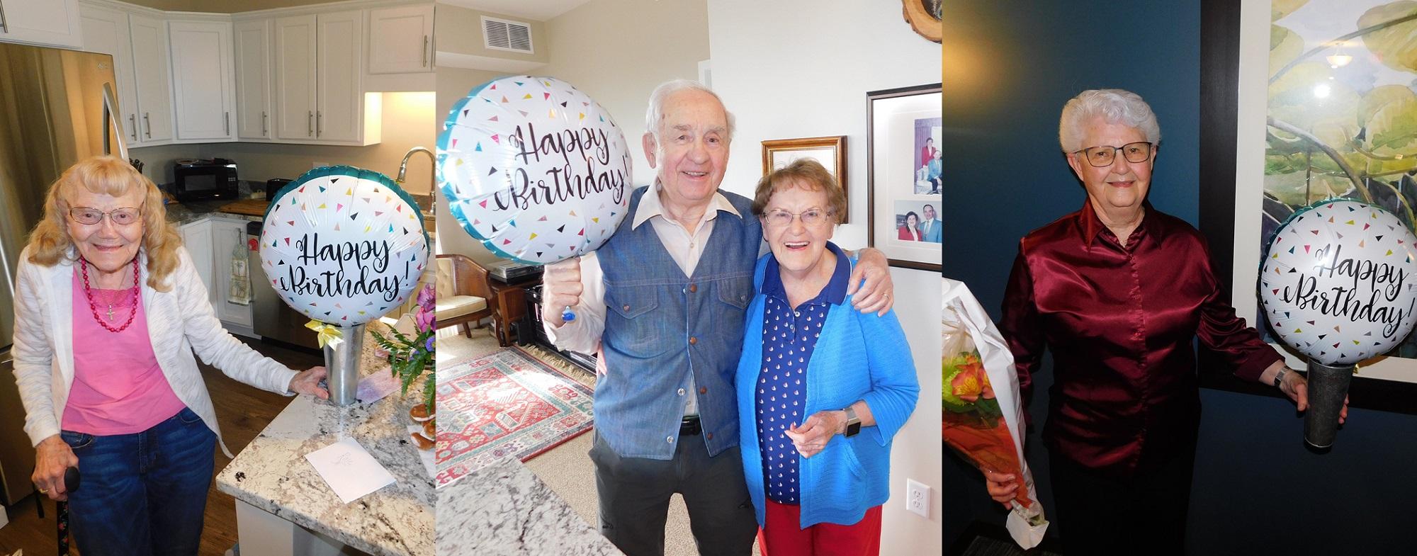 Celebrating birthdays during COVID-19