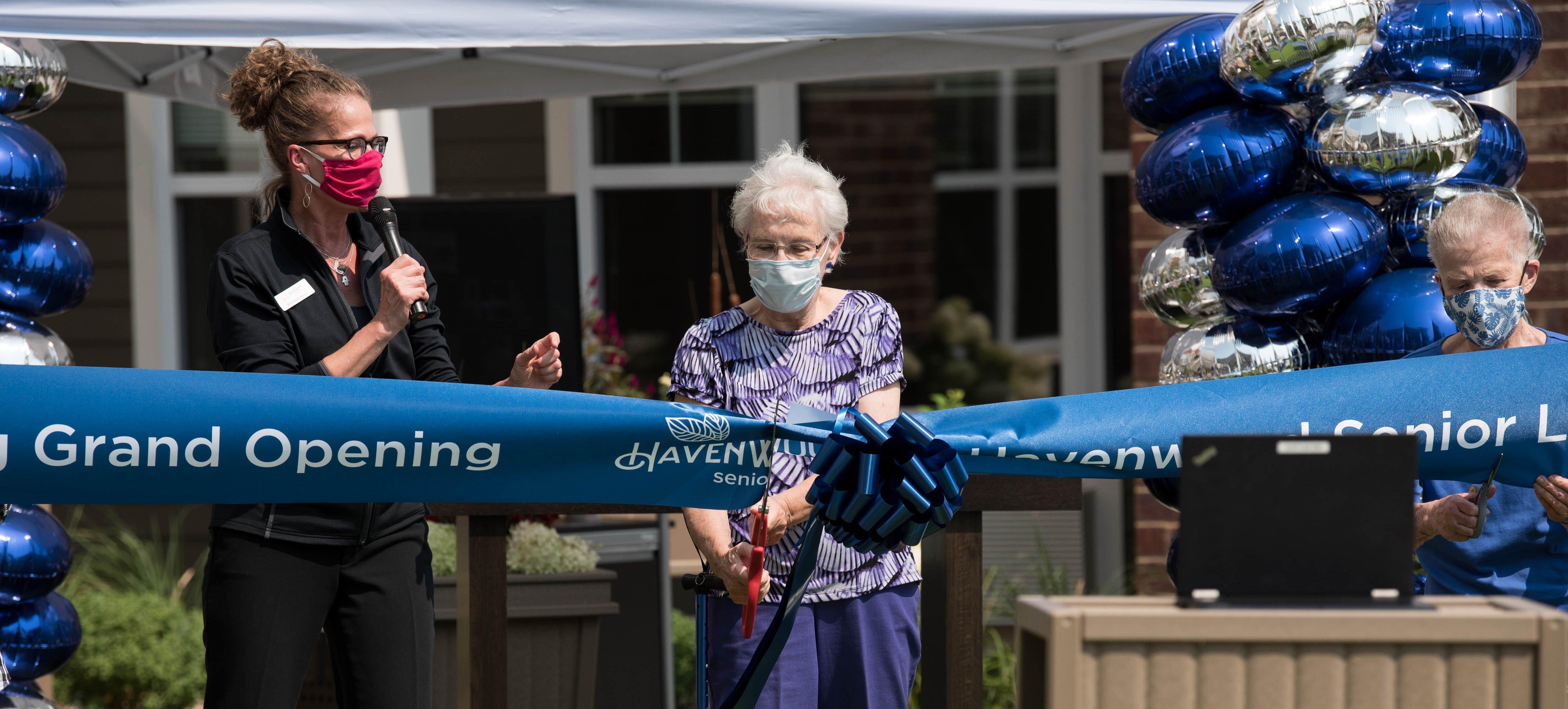 Havenwood of Buffalo Celebrates Grand Opening