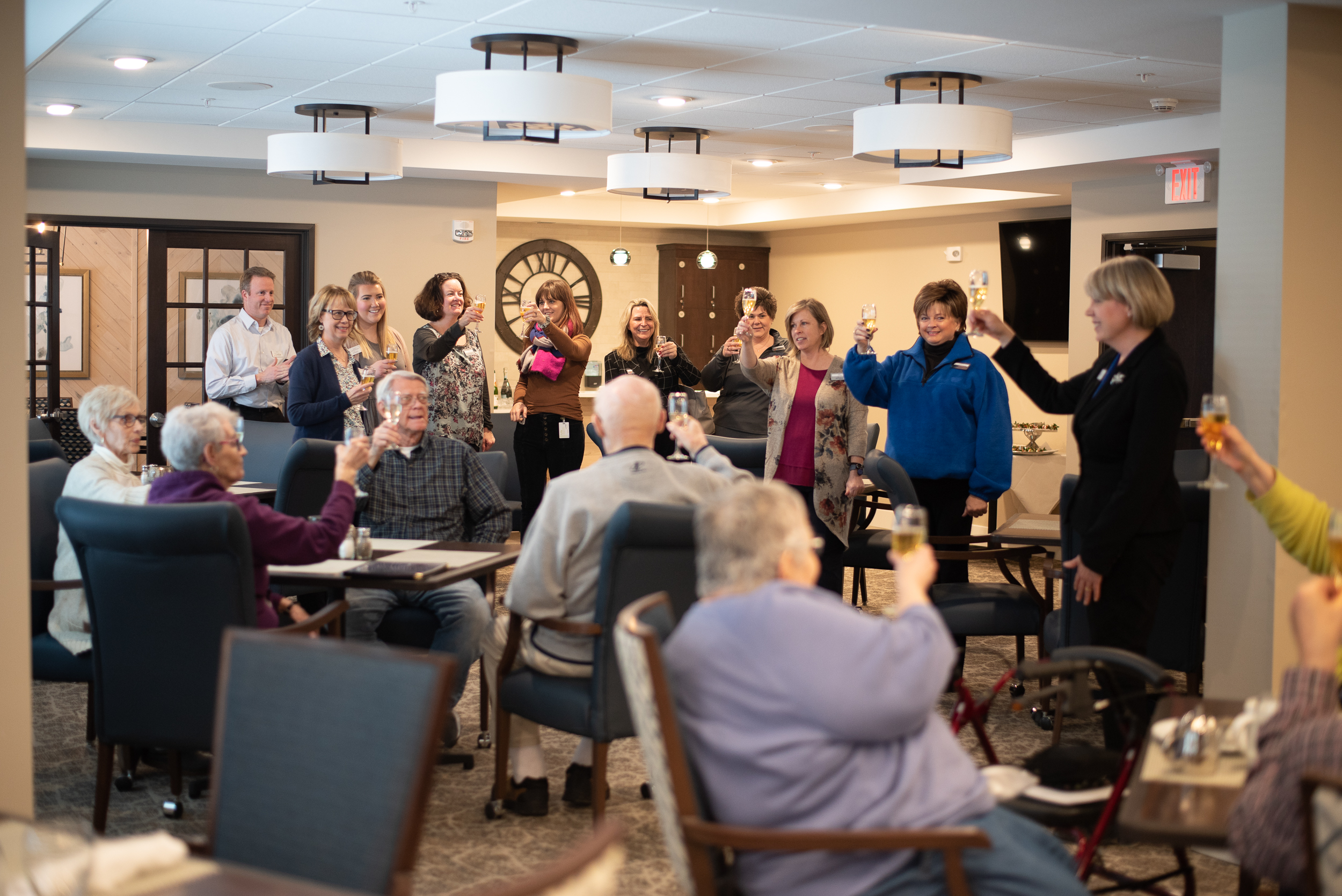 Havenwood of Burnsville opened its doors to first residents