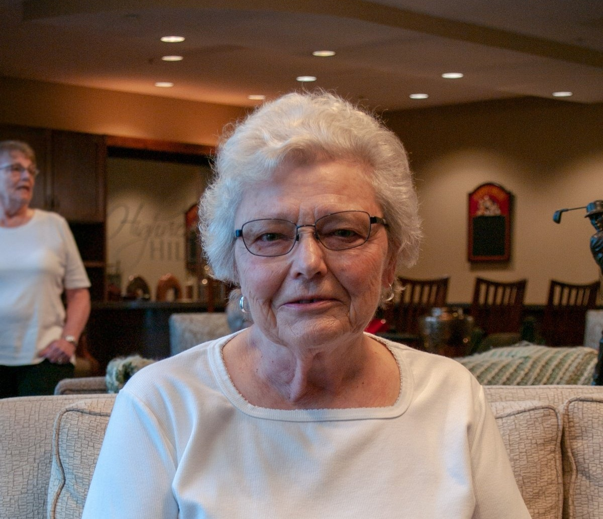Meet the Wii Bowling Team: Evelyn Ammom