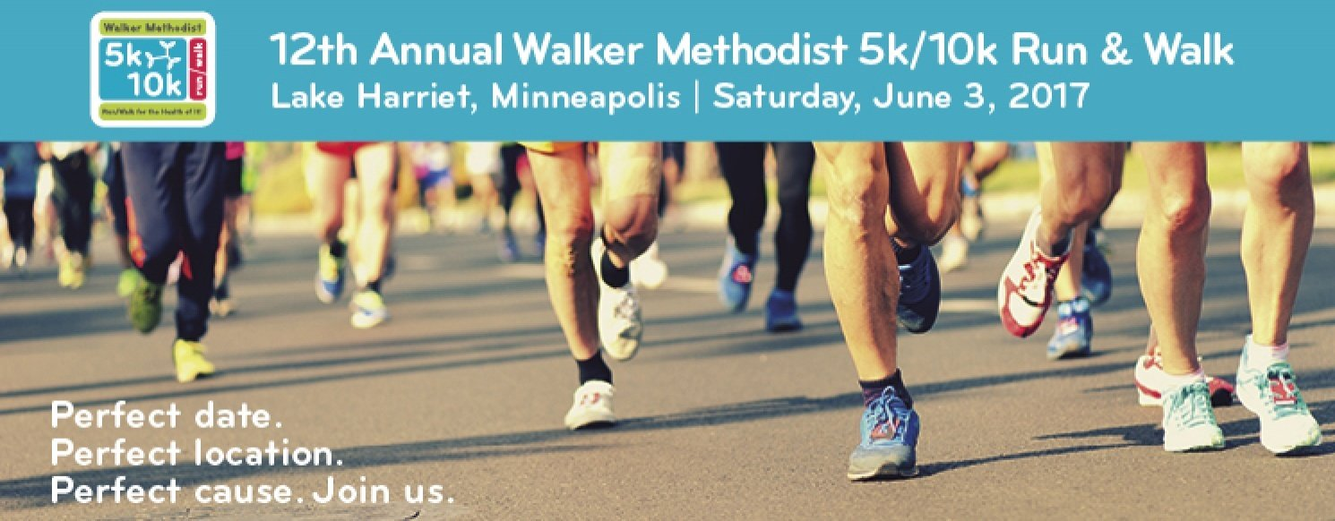 Join Us: 5k/10k Walk/Run on June 3rd!