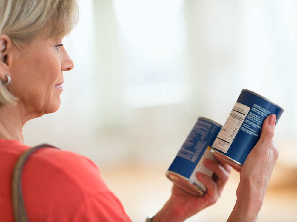 7 Nutrition Label Ingredients to Avoid