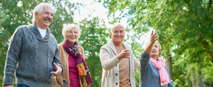 How Socialization Improves the Quality of Life of Aging Adults